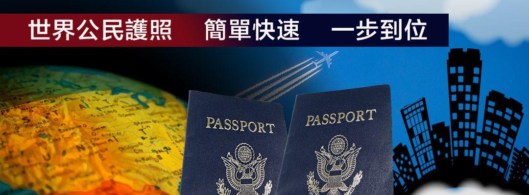 護照項目移民 簡單快速  一步到位