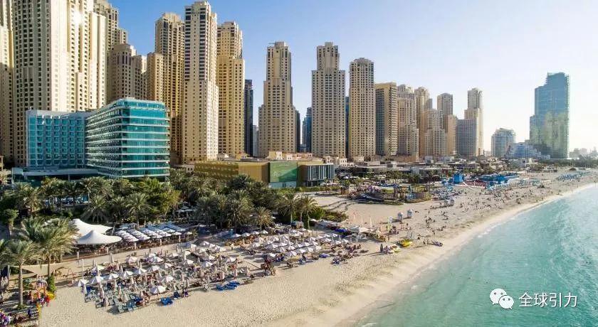 迪拜土豪住在那里